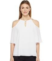 Ellen Tracy - Cold Shoulder Halter