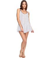 Dolce Vita - Cloud Nine Mini Dress Cover-Up with Whipstitch