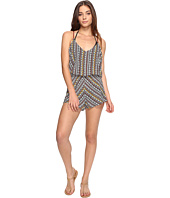 Dolce Vita - Tribal Trance Romper Cover-Up