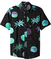 Volcom Kids - Cosmic Short Sleeve Shirt (Big Kids)