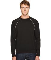 McQ - Zip Crew Neck Sweatshirt