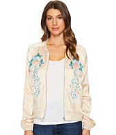 Blank NYC - Embroidered Jacket in Pink Lady