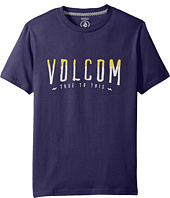 Volcom Kids - T Mark Short Sleeve (Big Kids)