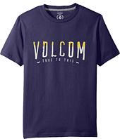 Volcom Kids - T Mark Short Sleeve (Big Kids)