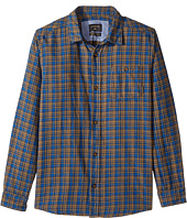 Quiksilver Kids - Phaser Setting Long Sleeve Shirt (Big Kids)