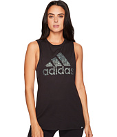 adidas - Badge of Sport Digicraft Muscle Tank Top