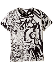 Dolce & Gabbana Kids - Salsa Tee (Big Kids)