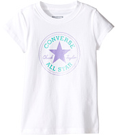 Converse Kids - Short Sleeve All Star Tee (Toddler/Little Kids)