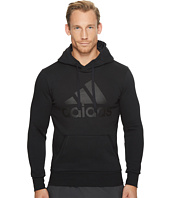 adidas - Essentials Cotton Pullover Logo Hoodie
