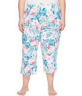 Jockey - Plus Size Capri Pants