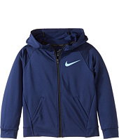 Nike Kids - Dri-FIT Training Full-Zip Hoodie (Little Kids)