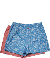 Tommy Bahama - 2-Pack Woven Boxer Set