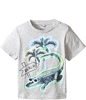 Stella McCartney Kids - Chuckle Beach Alligator Tee (Infant)