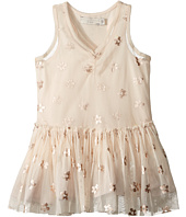 Stella McCartney Kids - Bell Tulle Dress with Metallic Daisy Print (Toddler/Little Kids/Big Kids)