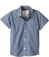 Quiksilver Kids - Heat Wave Short Sleeve Shirt (Toddler/Little Kids)