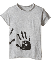 Nununu - Hand Print Raw T-Shirt (Infant/Toddler/Little Kids)