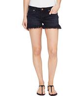 Blank NYC - Denim Cut Off Shorts in Dark Matter