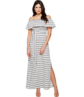 Vince Camuto - Cotton Off the Shoulder Maxi