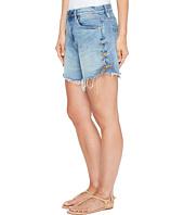 Blank NYC - High-Rise Denim Shorts in Mind Mischief