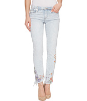 Blank NYC - Denim Embroidered Skinny in Late Bloomer