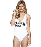 Spiritual Gangster - Varsity Statement