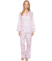 BedHead - Long Sleeve Front Pocket Pajama Set
