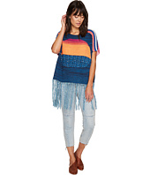Free People - Sunset Fringe Sweater