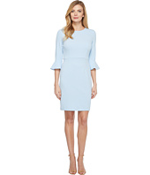 Donna Morgan - 3/4 Bell Sleeve Sheath Dress
