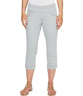 Jag Jeans Petite - Petite Marion Pull-On Crop in Bay Twill