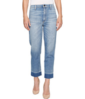 Joe's Jeans - The Jane High-Rise Straight Crop in Yenz