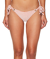 Mara Hoffman - Jacquard Stripe Terry Grommet Tie Bottom