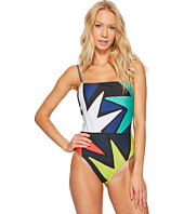 Mara Hoffman - Superstar High Leg Tank One-Piece
