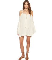 Jen's Pirate Booty - Tassel Wildlife Drop Back Mini Dress