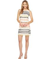 Calvin Klein - Pleat Front A-Line Dress