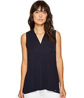 Calvin Klein - Sleeveless Solid V-Neck Top