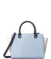 MICHAEL Michael Kors - Selma Medium Top Zip Satchel