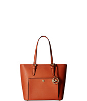 MICHAEL Michael Kors - Jet Set Item Medium Top-Zip Snap Pocket Tote