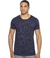 Scotch & Soda - Tee with Uneven Bottom in Lightweight Jersey Quality