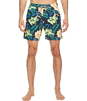 Scotch & Soda - Medium Length Swim Shorts in Cotton/Nylon Quality with All Over