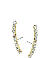 Kate Spade New York - Shine On Thin Stone Cuff Earrings