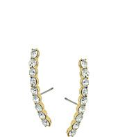 Kate Spade New York - Shine On Thin Stone Cuff Earrings