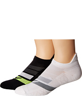 Nike - Perforated Cushion No Show 2-Pair Pack