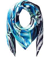 Echo Design - Palm Silk Triangle Scarf