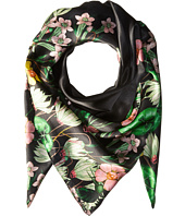 Echo Design - Garden Party Silk Square Scarf