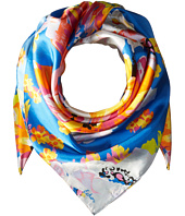 Echo Design - Floral Silk Square Scarf