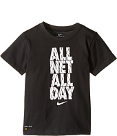 Nike Kids - All Net All Day Tee (Little Kids)