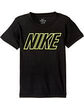 Nike Kids - Dri-FIT Heather Top (Little Kids)