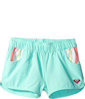 Roxy Kids - Rainbow Dots Boardshorts (Toddler/Little Kids)