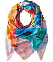 Echo Design - Cuba Blooms Square Pareo Scarf