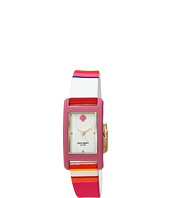 Kate Spade New York - 18 X 25mm Duffy Square Watch - KSW1276